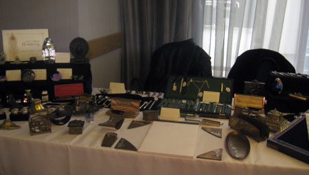Toronto Pen Show 2010 - Our Booth