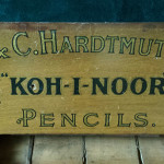 Hardtmuth Box Sign